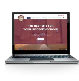 Launch of Ipe Decking USA Website!